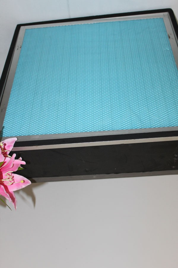 Fiber glass hepa Filter air filter