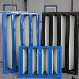 V-pack air filter