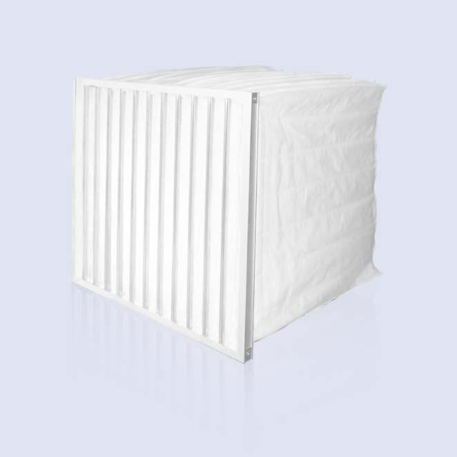 Pocket Hepa Air Filters : Air filter hepa pre carbon panel