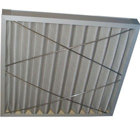 Washable Pleated Panel Filter for air filter