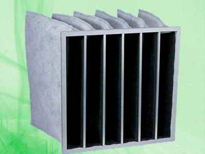 activated carbon pocket filter for air filter