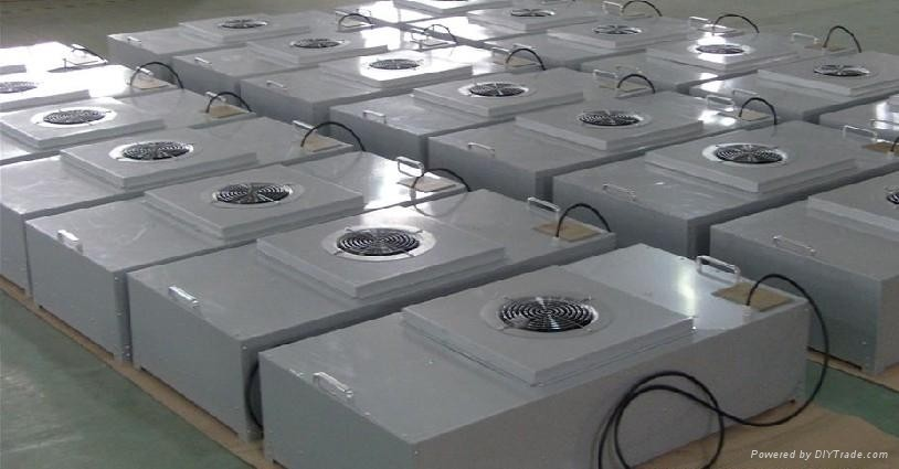 High Efficiency Hepa Filter Fan Fiter Unit