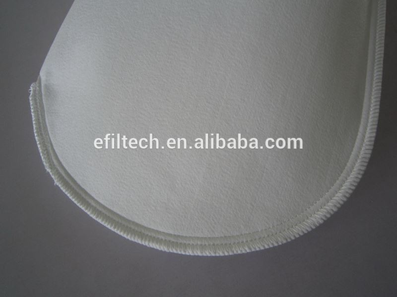 Liquid Milk Waste Water Micron filter bag filter