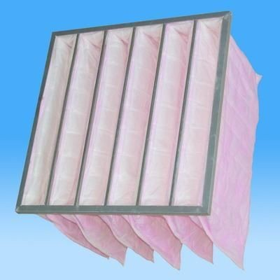 F7 pocket filter,air filter,air filter hepa