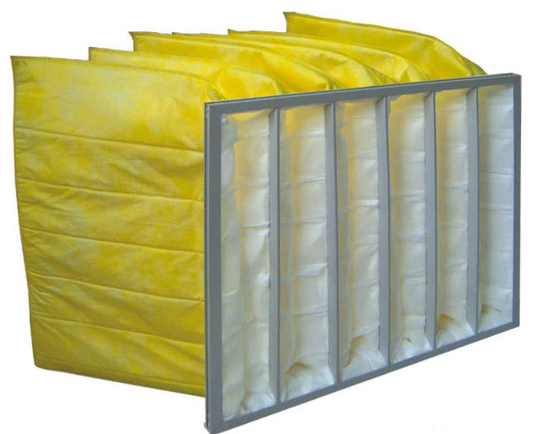 Pocket Hepa Air Filters : F air filter yellow pocket
