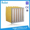 F8 pocket filter,air filter, air filter hepa